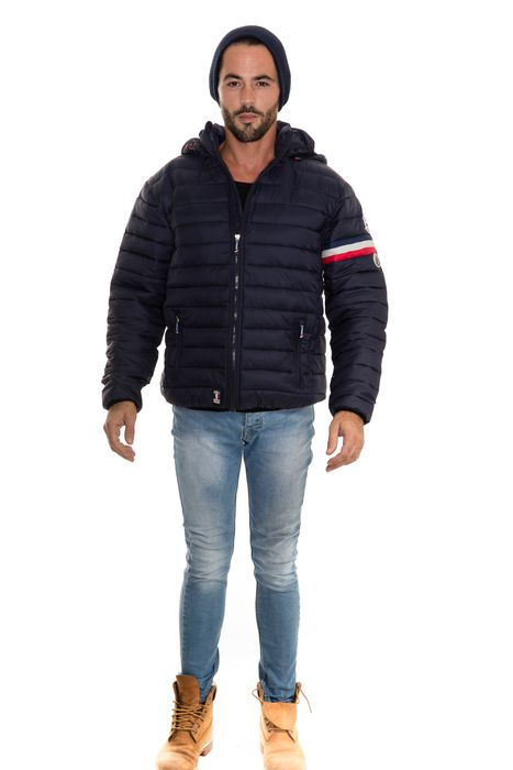 SULLY - MARINE - homme - NORTHVALLEY - PARKA