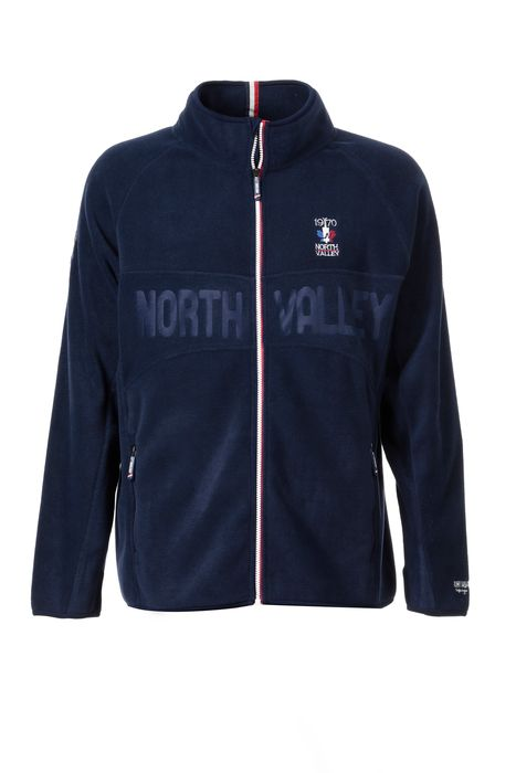 Blouson - NORTHVALLEY - Swany - Bleu marine Homme S