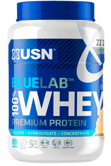 Whey Classique - USN NUTRITION - Whey Vanille - Mixte