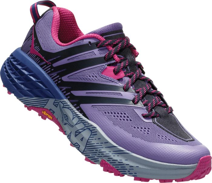 SPEEDGOAT 3 - VIOLET - femme - HOKA ONE ONE - CHAUSSURES BASSES