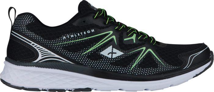 Chaussures running  - ATHLITECH - Run 200 m - Noir 46