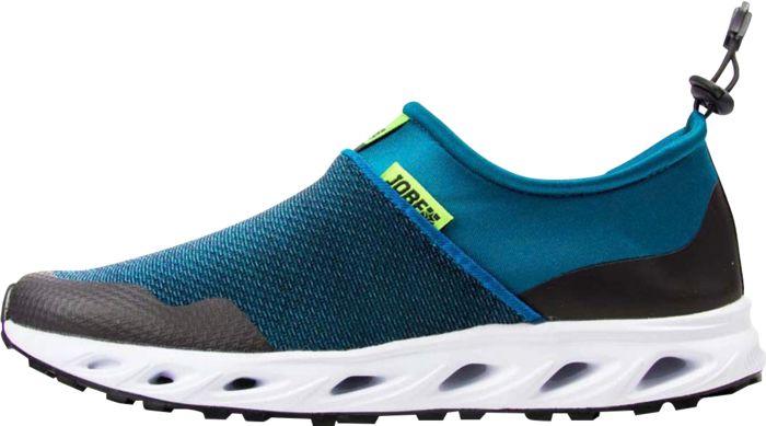 Chaussures Basses - JOBE - Discover Slip-on Teal - Bleu Mixte 41
