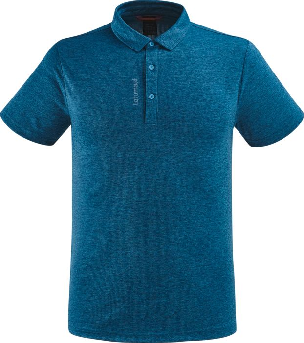 SHIFT POLO, BLEU - BLEU - homme - LAFUMA - POLO