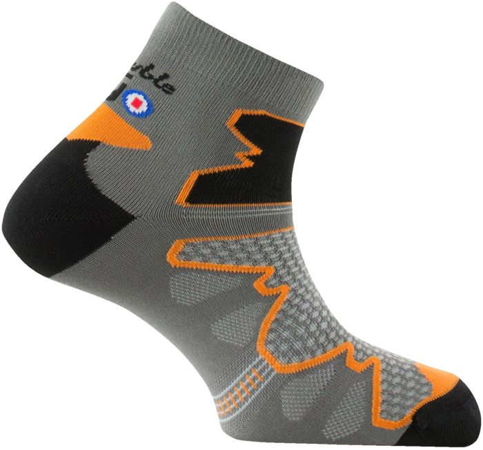 Image of Chaussettes - THYO - Double trek mid - Indetermine Mixte 39/40