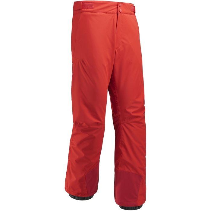Pantalon - EIDER - Edge - Rouge Homme 44