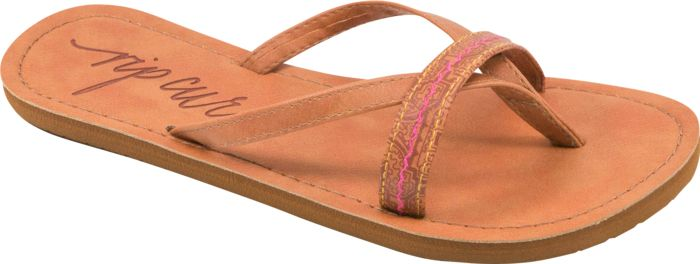 Tongs - RIP CURL - Coco - Camel Femme 40