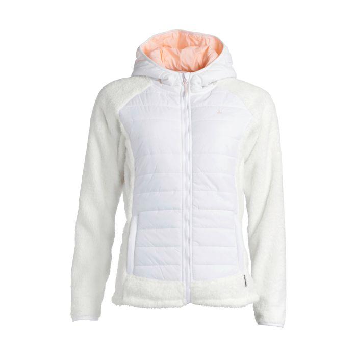 Polaire - WANABEE - Ili hybride - Blanc Femme L