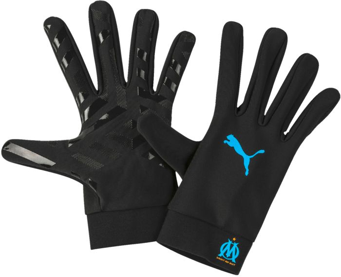 Gants - PUMA - Om gants joueurs 19 - Violet Mixte 10