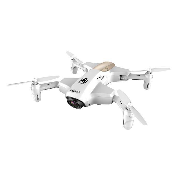 Image of Drone - PNJ-CAM - R-raptor hd blanc