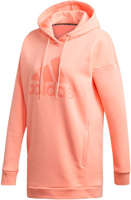 Sport - ADIDAS - W mh bos oh hd - Rose XS