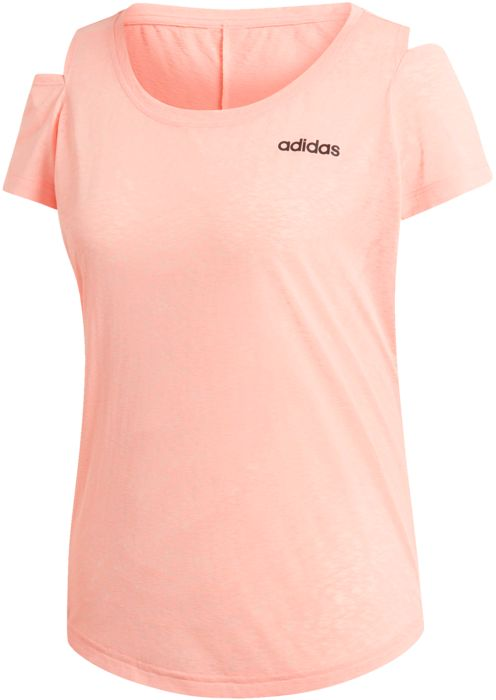 W XPR CO TEE - ROSE - ADIDAS