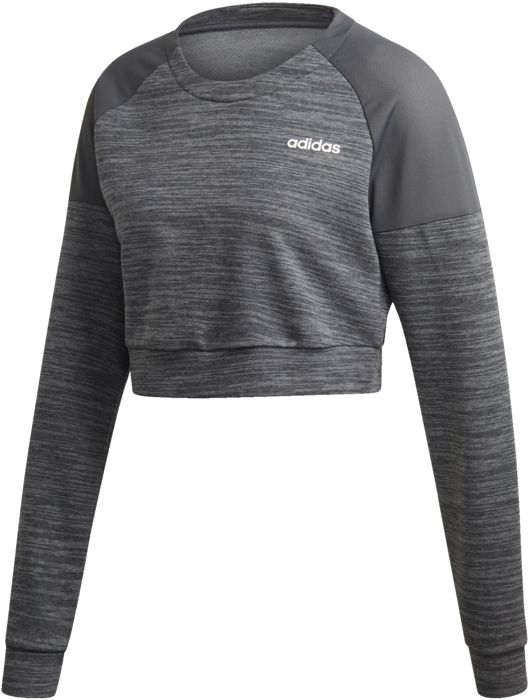 W XPR CRO SWEAT - GRIS ANTHRACITE - ADIDAS
