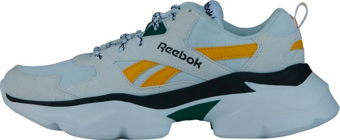 Sport - REEBOK - Royal bridge - Blanc/jaune 38.5