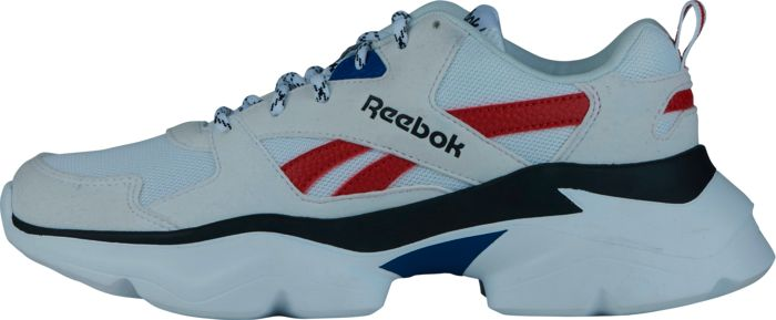 Chaussures - REEBOK - Royal bridge - Blanc/rouge/mne Femme 38.5