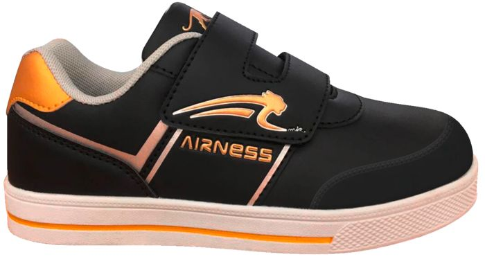 RIDER VLC CD - NOIR/OR - enfant - AIRNESS - CHAUSSURES BASSES