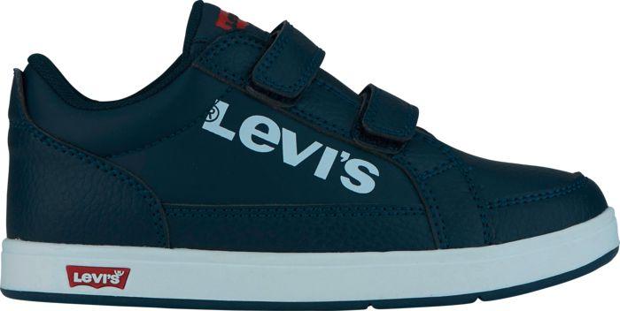 Chaussures basses - LEVIS - Granit vlc - Bleu marine Enfant 29