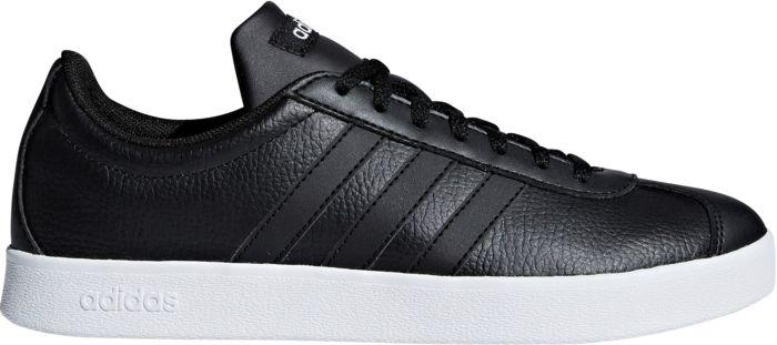 ADIDAS - Baskets - Vl court 2.0 - Noir Femme 38