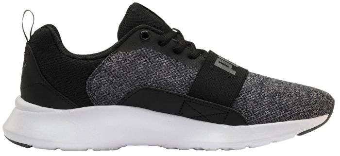 Chaussures basses - PUMA - Wired mesh 2.0 - Noir Homme 44