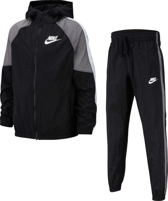 Sport - NIKE - B nsw woven track suit - Noir 8 ANS