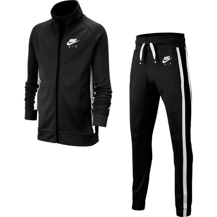 Sport - NIKE - B nike air trk suit - Noir 8 ANS