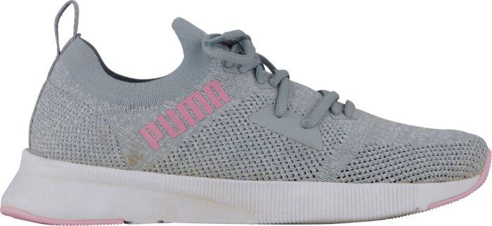 Chaussures basses - PUMA - Flyer runner evoknit gris - Gris Femme 39