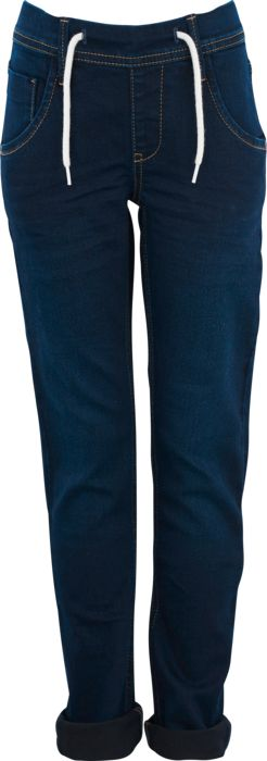 NKFPOLLY DNMALLICIA - BLEU - fille - NAME IT - PANTALON