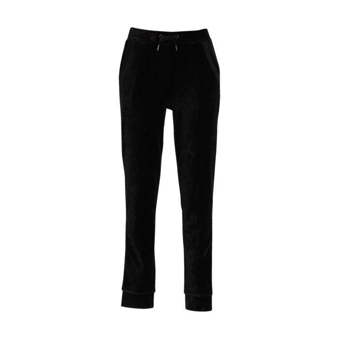 Pantalon - DANSKIN - Helena velours - Noir Femme M