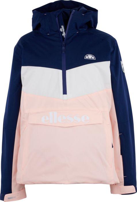 Veste de ski - ELLESSE - Jr aquila 1/2 zip jkt rose - Rose Femme 10ANS