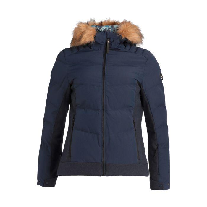 Blouson hiver - EIDER - Roys jacket marine - Marine Femme XS