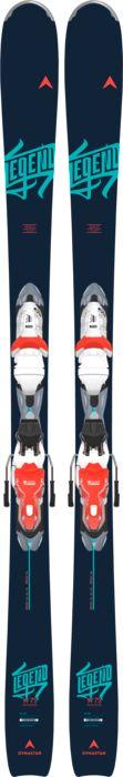 Ski - DYNASTAR - Legend w75 xpress w 10 b83 white sparkle - Indetermine Femme 164