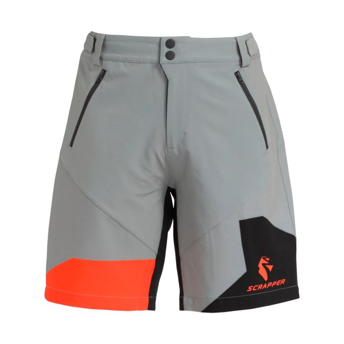 Short - SCRAPPER - Mtb short color - Gris L
