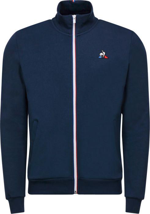 Sweat Shirt - LE COQ SPORTIF - Ess Fz N.2 - Bleu Homme M