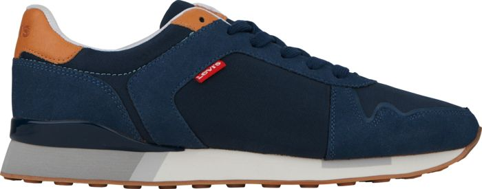 Chaussures basses - LEVIS - Webb - Marine Homme 40