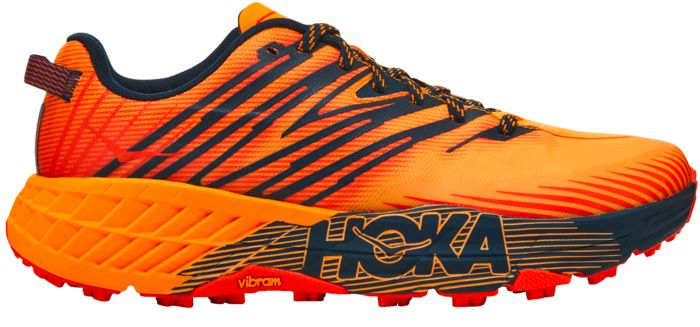 Chaussures basses - HOKA ONE ONE - Speedgoat 4 - Orange Homme 42