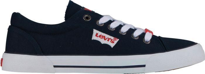Chaussures basses - LEVIS - Trucker - Marine Enfant 36