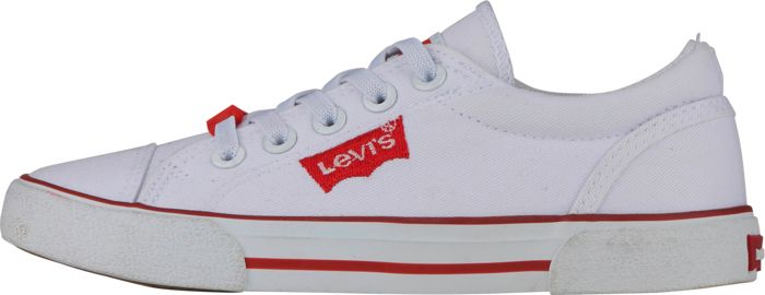 Chaussures basses - LEVIS - Trucker cd - Blanc Enfant 31