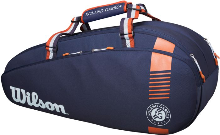 Sport - WILSON - Roland garros team 6 pack
