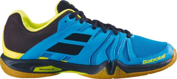Chaussures - BABOLAT - Shadow team men - Bleu Homme 45