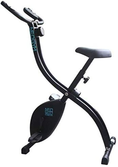 Image of Velo d'appartement - NEOGYM - Pli bike 400