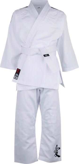 Kimono - ATHLITECH - Uchi Mata - Blanc Adulte 140 cm