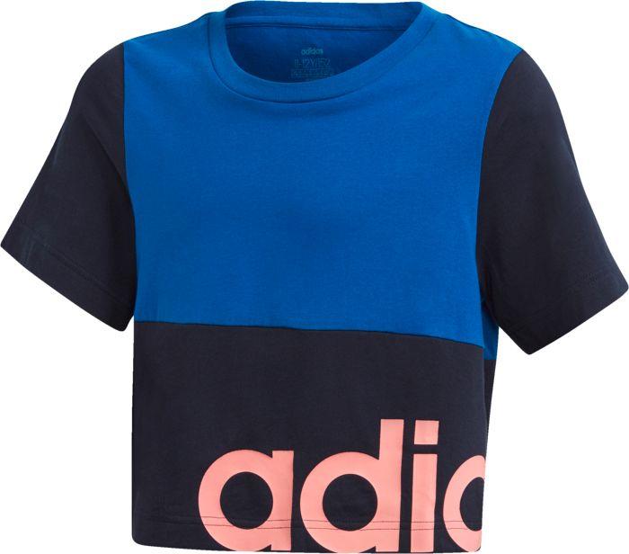 Tshirt & Polo - ADIDAS - Yg Lin Cb T -  10ANS