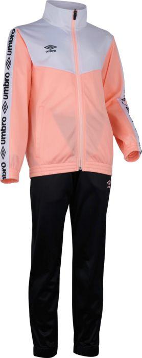 Survetement - UMBRO - Iggye knit suit line - Corail Junior 6ANS