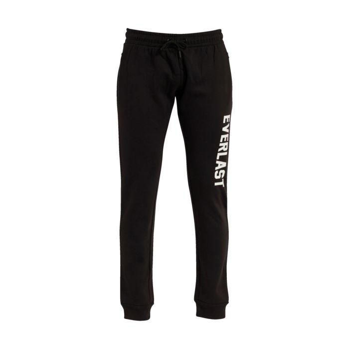 Pantalon - EVERLAST - Track Suit Pants Evl - Noir Homme L