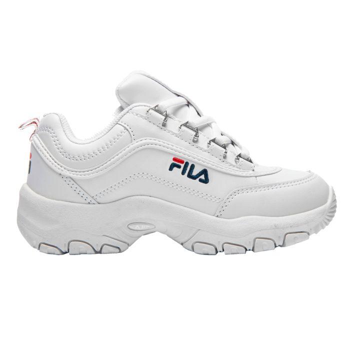 FILA - Baskets - Strada Low Jr - Blanc Enfant 39