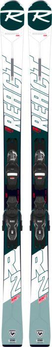 Skis - ROSSIGNOL - React 2 (xpress) Xpress 10 Gw B83 R - Non Precise Adulte 162