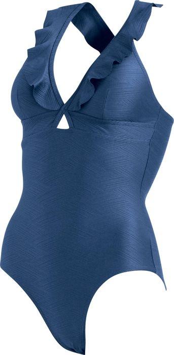 Maillot De Bain 1 Piece - UP2GLIDE - Gara - Bleu Femme 38