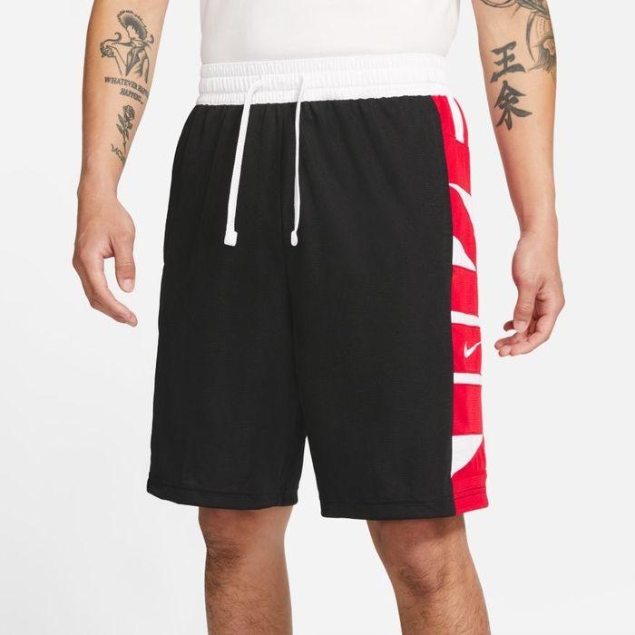 Short - NIKE - Df Starting5 Block - Noir Homme XL