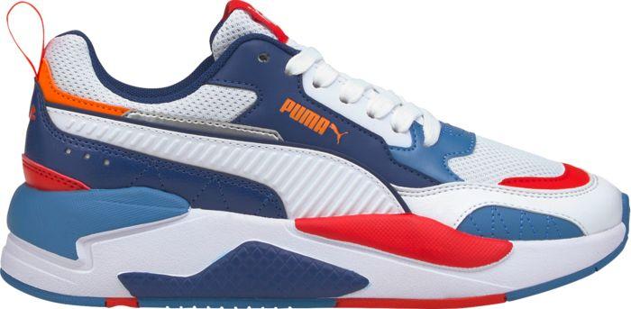 PUMA - Baskets - X-ray 2 Square - Bleu Marine Junior 38