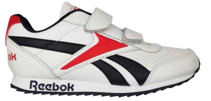 REEBOK - Baskets - Royal Cljog 2 2v - Blanc Enfant 34