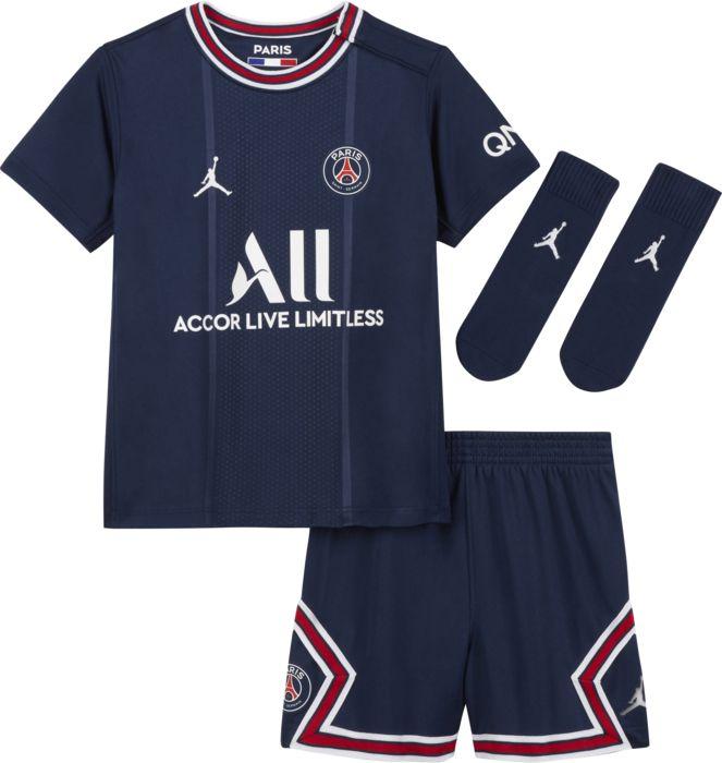 Tenue - NIKE - Psg I Kit Hm - Bleu Enfant 24/36 MOIS